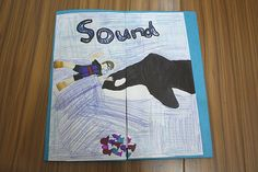 sound lapbook with templates for some of the activities