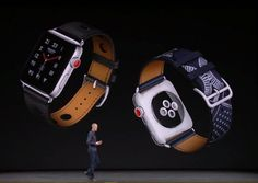 Became known for all the characteristics of the new Apple Watch Series 3. | Technologies of the future for life!