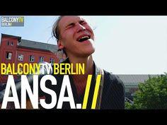 ANSA. bei BalconyTVBerlin  https://www.balconytv.com/berlin https://www.facebook.com/BalconyTVBerlin