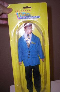 Vintage Male Doll - The Famous Pontins Bluecoats | 2.99+3.3