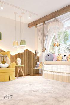 New Products Circu Magical Furniture - Luxury brand for children Baby Bedroom, Baby Room Decor, Girls Bedroom, Safari Theme Bedroom, Bedroom Themes, Kids Room Design, Interior Design Living Room, Girl Bedroom Designs, Girl Room
