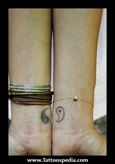 Best%20Friend%20Yin%20Yang%20Tattoos%201 Best Friend Yin Yang Tattoos