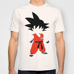 Goku T-shirt by JHTY - $22.00