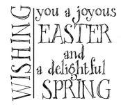 Verses Cling Mounted Rubber Stamp - Wishing Easter cards sayings Verses Cling Mounted Rubber Stamp - Wishing Easter Easter Card Sayings, Easter Verses, Easter Messages, Easter Quotes, Easter Wishes, Easter Greeting Cards, Holiday Wishes, Holiday Cards, Happy Easter Greetings