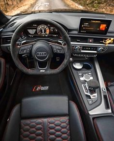 I just picked it up from Audi - Auto - Cars Audi Rs5, Audi Rs7 Sportback, Audi Quattro, Audi A4 B7, Audi A5 Coupe, Porsche, New Sports Cars, Sport Cars, Audi Interior