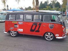 Bullrun VW semi-Deluxe Microbus by luxuryluke, via Flickr