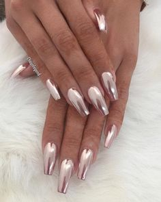 78 Most Gorgeous and Eye-Catching 😍 Long Nails Design (Acrylic Nails, Matte Nails) You May Love 💋 - Page 4 of 80 - Diaror Diary Glam Nails, Hot Nails, Matte Nails, Beauty Nails, Hair And Nails, Stiletto Nails, Pink Nails, Gorgeous Nails, Pretty Nails