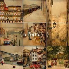 o Porto é... pedaços de encanto