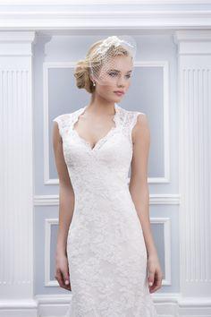 Brautkleid der Woche ~ Style 6314 by Lillian West ~ Frühjahrskollektion 2014   www.brautsalat.de