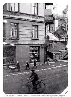 Ole Vigsgate i gamle dager (1928)