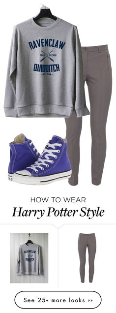 """Stevie's pregame outfit"" by mousse-thelynx on Polyvore featuring Peace of Cloth and Converse"