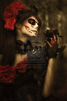 Bella Muerta by babsartcreations on deviantART