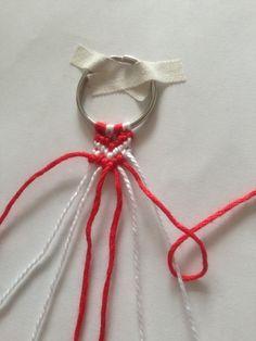 SYDÄN YSTÄVÄNAUHA – LISÄRIPANKKI Diy Christmas Gifts, Christmas Ornaments, Holiday Decor, Crochet Stitches, Diys, Crochet Necklace, Crafts For Kids, Jewelry, Children