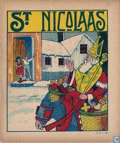 St. Nicolaas, 1935