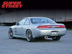 Never thought much of the Nissan 240SX when it came out. Clearly, I was wrong.