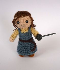 Knit Me A Blanket! - Amigurumi: Game of Thrones