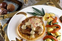 Valentine Tenderloin for Two Bays English Muffins, English Muffin Recipes, Family Meals, Poultry, Great Recipes, Food To Make, Homemade, Meat, Baking