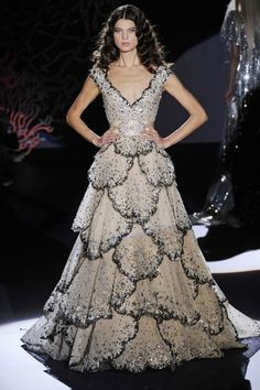 Zuhair Murad Spring-Summer 2009 Haute Couture