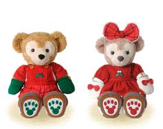 Disney's Duffy & Shelliemay - 2013 collection - Holidays