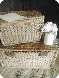Alabaster Rose Lifestyle~baskets