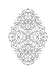 India Textile Pattern 6 Design PatternsTextile PatternsColoring Pages ColouringColour BookBollywoodDoodlesBooksMandalas
