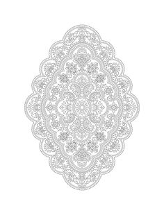 India textile pattern 6