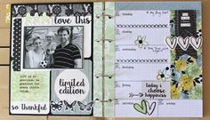 Kaisercraft #Me Journal Planner by Alicia McNamara