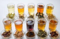 Травяные, цветочные и ягодные чаи – когда их пить и чем они полезны