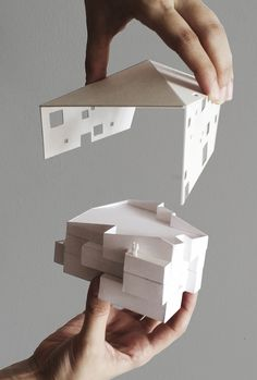 Gallery of The Window House / FORMZERO - 39  #maquete #model #arquitetura