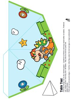 Mario Printable Coloring Pages, Invitations & Super Mario Bros, Super Mario Birthday, Mario Birthday Party, Super Mario Party, Super Mario Brothers, Mario Hat, Mario E Luigi, Mario Crafts, Mario And Princess Peach