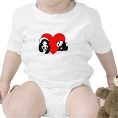 Panda Love shirt