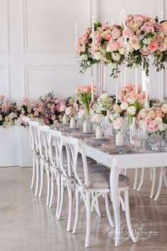 luxury wedding centerpiece idea; photo: 5ive15ifteen Photography