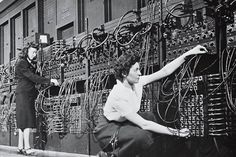 70 years ago, six Philadelphia women became the world's first digital computer programmers. Without any real training, they learned what it took to make ENIAC (the world's first digital computer) work – and made it a humming success. Their contributions were overlooked for decades.