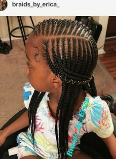 Lil Girl Hairstyles In Braids Lil Girl Hairstyles In Braids 122314 Easy Little Girl Braids Sty … - Braid Hairstyles Little Girl Braid Styles, Kid Braid Styles, Little Girl Braids, Black Girl Braids, Short Hair Styles Easy, Braids For Kids, Braids For Black Hair, Curly Hair Styles, Natural Hair Styles