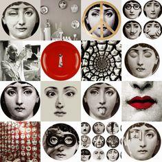 Renata Mariana Silveri   Designer de Interiores » Arquivos » O fantástico mundo de Piero Fornasetti