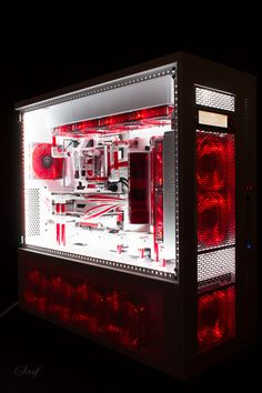 start another build, this one is for me, my personal Gaming Rig  Snef's Bloody Angel  you will...