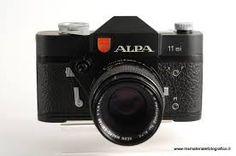 Risultati immagini per macchina fotografica alpa