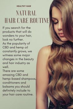 Browse through our full selection of organic beauty cbd products made from best possible natural ingredients. Natural Hair Care, Natural Hair Styles, Long Hair Styles, Oil Benefits, Hair Care Routine, Bad Hair Day, Organic Oil, Hemp Oil, Hair Growth