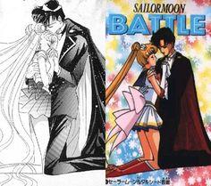 Manga vs Anime Manga Vs Anime, Sailor Moon Manga, Stuck In My Head, Power Rangers, Lovers, Fictional Characters, Powe Rangers, Fantasy Characters