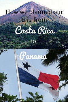 How we planned our trip from Costa Rica to Panama - tips on taking the bus, tours, etc. San Jose CR --> Panama City --> San Blas Islands --> Bocas del Toro