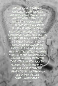 Words Quotes, Wise Words, Sayings, Finnish Words, Finnish Recipes, Think, Childhood Education, Beautiful Words, Food For Thought