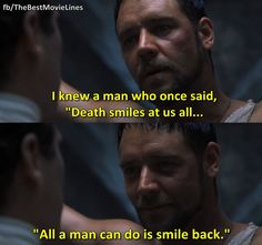 11 Best Gladiator Quotes Images Thoughts Gladiator Movie