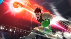 Little Mac - Super Smash Bros., Wii U
