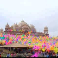 Holi! Festival of colors. Wanna see this sooooo bad!