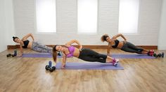 This strength-training workout will get your heart rate up and tone your full body. Each exercise is 25 reps, so take breaks as needed and know that you can work … Watch and read more about FITNESS & WEIGHT LOSS