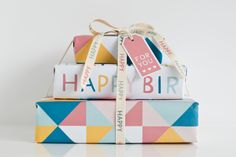 Happy Wrapping Inspiration #14daysofhappy