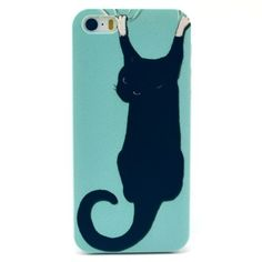 Coque iPhone 5/5S Sergie le Chat