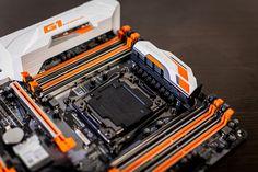 Hands On: Gigabyte Designare, Phoenix, Ultra Gaming X99 Motherboards   Unlocked