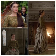 Reign Cast, Reign Mary And Francis, Marie Stuart, Reign Dresses, Reign Fashion, Real Princess, Theatre Costumes, Queen Mary, Unique Hairstyles