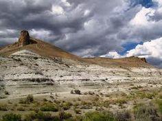 Beauty of Rock Springs, Wyoming